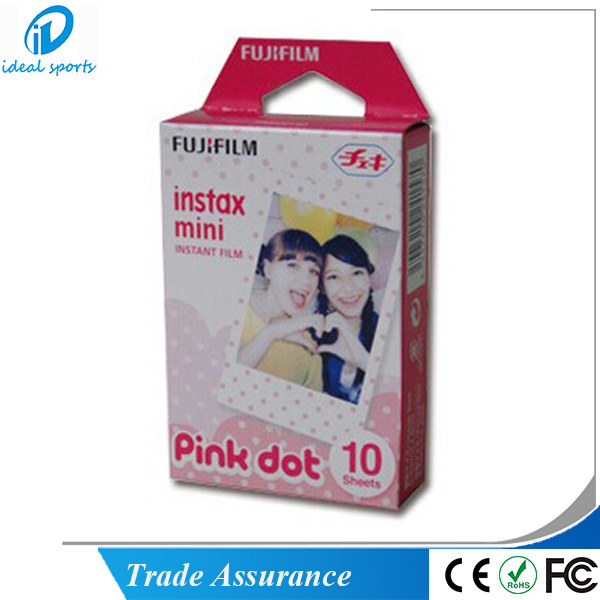 Fujifilm Instax Mini Film Phote Film Colorful Film