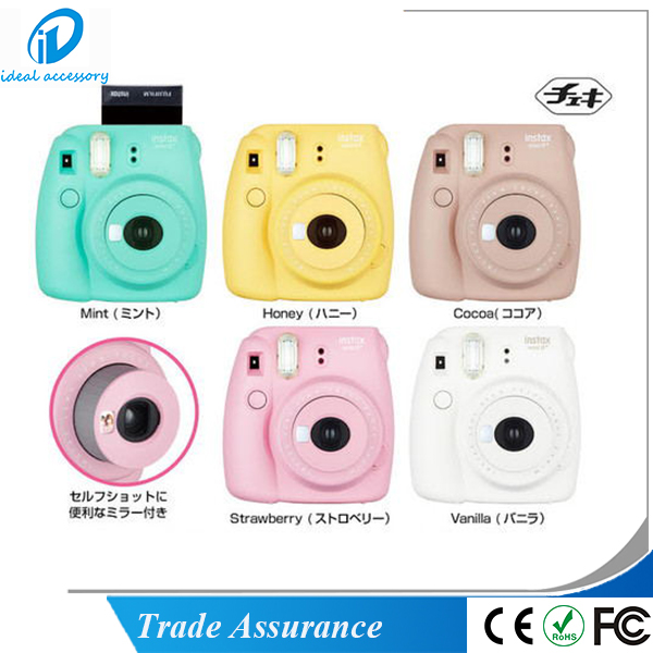 Fujifilm Instax Camera Instant Mini8 Plus